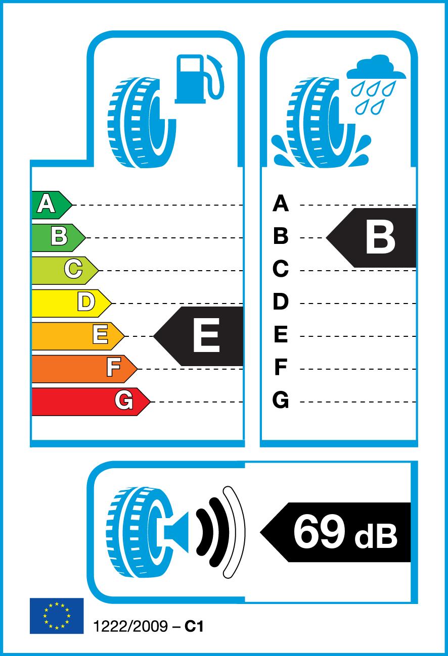 ENERGY E3B1 GRNX 165/70 R13